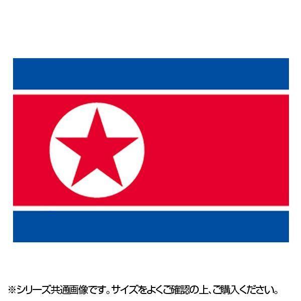業界No.1 N国旗 期間限定特価品 朝鮮民主主義人民共和国 No.2 23224 W1350×H900mm