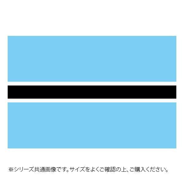 N国旗 ボツワナ 商店 No.2 W1350×H900mm 23444 WEB限定