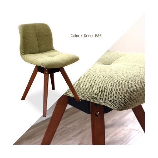 ダイニングテーブルセット 4点 三角形 3人用 回転椅子 アンティーク風 北欧風 カフェ風|ikikagu|06