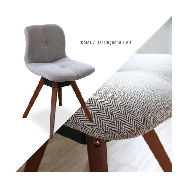 ダイニングテーブルセット 4点 三角形 3人用 回転椅子 アンティーク風 北欧風 カフェ風|ikikagu|07