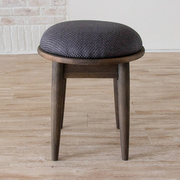 アンティークスツール 木製 無垢材 リスカル|ikikagu|02