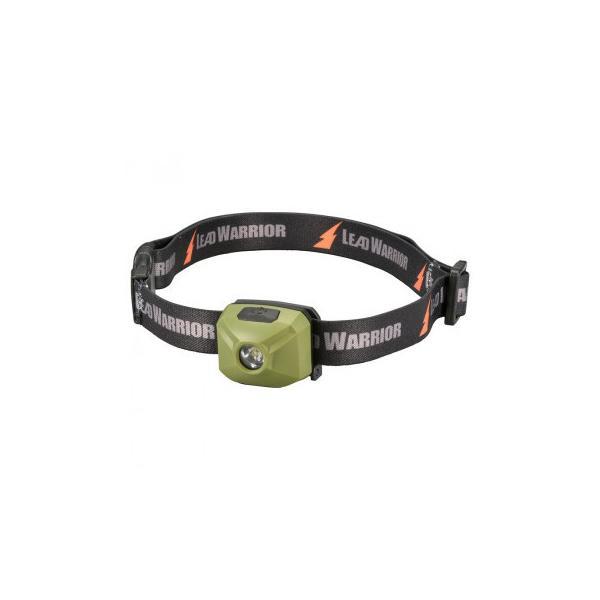 OHM USB充電式マルチヘッドライド LHA-MUSB300H-G