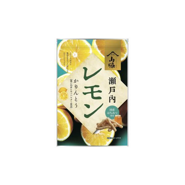 送料無料 山脇製菓 瀬戸内レモンかりんとう 90g×12袋[代引き不可]