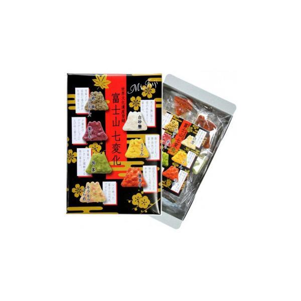 送料無料 埼玉の名産 草加せんべい 富士山七変化30枚入×6箱セット[代引き不可]