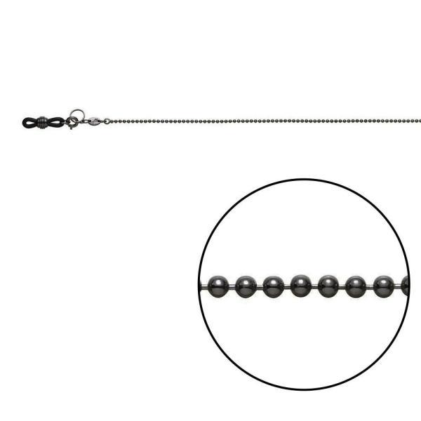 送料無料 メガネチェーン CB-321 ボール φ1.5mm Z5461|ikitselect