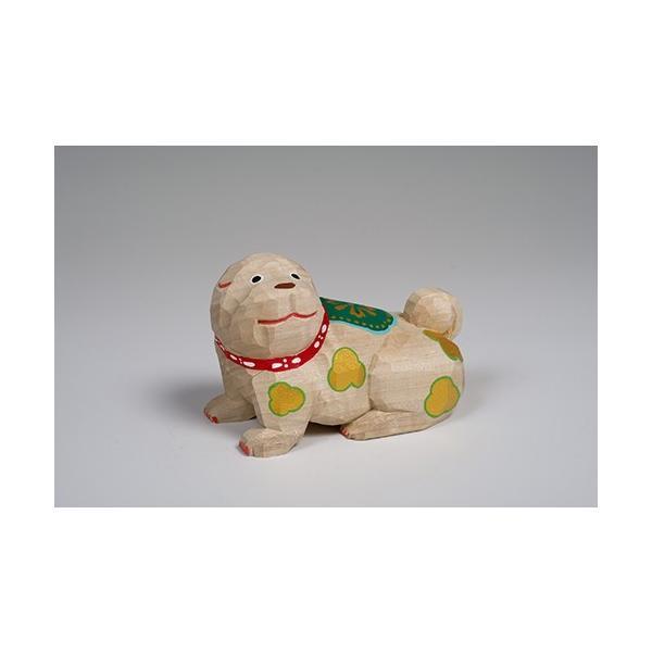干支置物「戌」(いぬ)特大サイズ/奈良一刀彫/楠/人形/イヌ/いぬ/戌|ikkisya|03