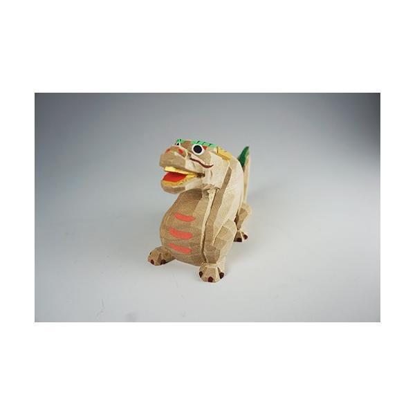 干支置物「辰」(たつ)大サイズ/奈良一刀彫/楠/人形/タツ/たつ/辰|ikkisya|05