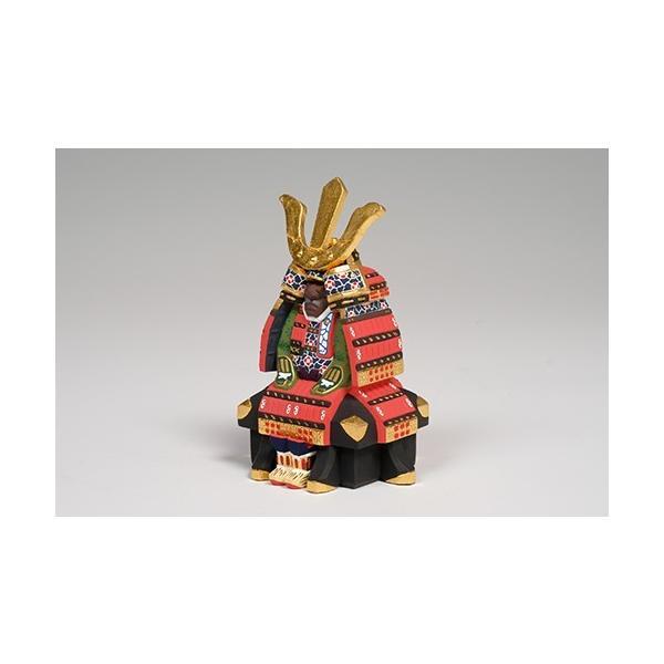 五月人形「具足」3号サイズ/奈良一刀彫/桂/甲冑/鎧/兜|ikkisya|03