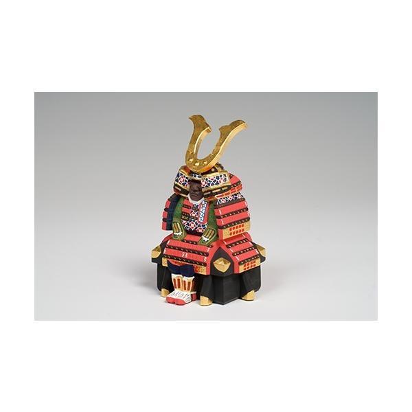 五月人形「具足」4号サイズ/奈良一刀彫/桂/甲冑/鎧/兜|ikkisya|03