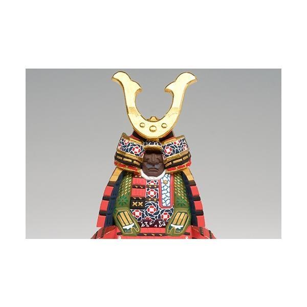 五月人形「具足」5号サイズ/奈良一刀彫/桂/甲冑/鎧/兜|ikkisya|02