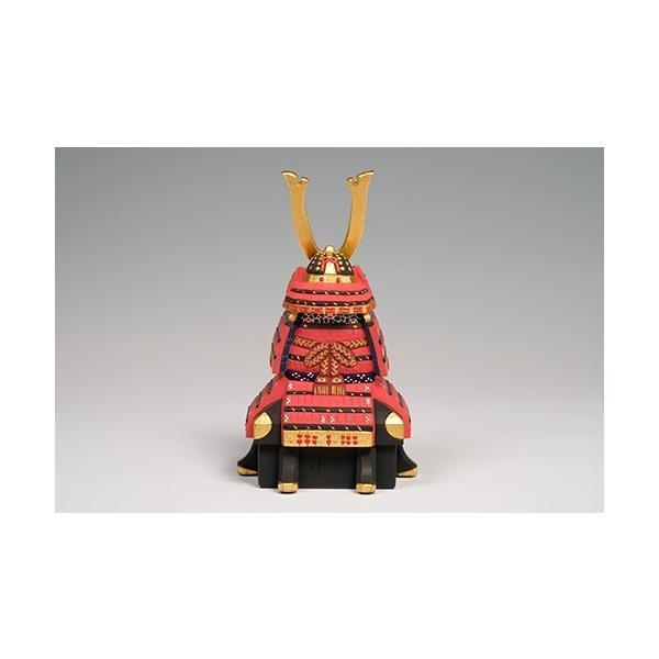 五月人形 「具足」 6号サイズ 桂 | 兜 端午の節句 飾り 兜飾り 一刀彫り おしゃれ 一刀彫 奈良|ikkisya|04