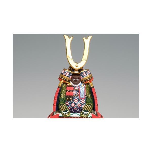 五月人形「具足」7号サイズ/奈良一刀彫/桂/甲冑/鎧/兜|ikkisya|02
