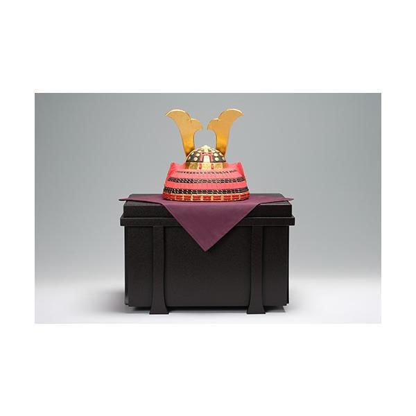 五月人形「兜」特大サイズ/奈良一刀彫/桂/牡丹/獅子|ikkisya|03