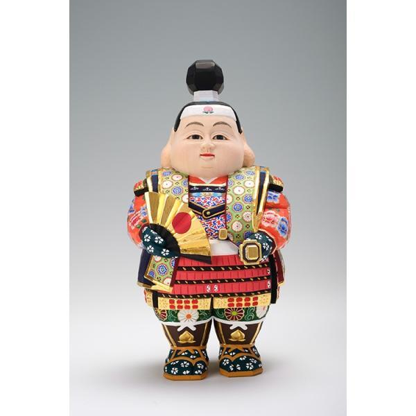 五月人形「桃太郎」中サイズ/奈良一刀彫/桧|ikkisya