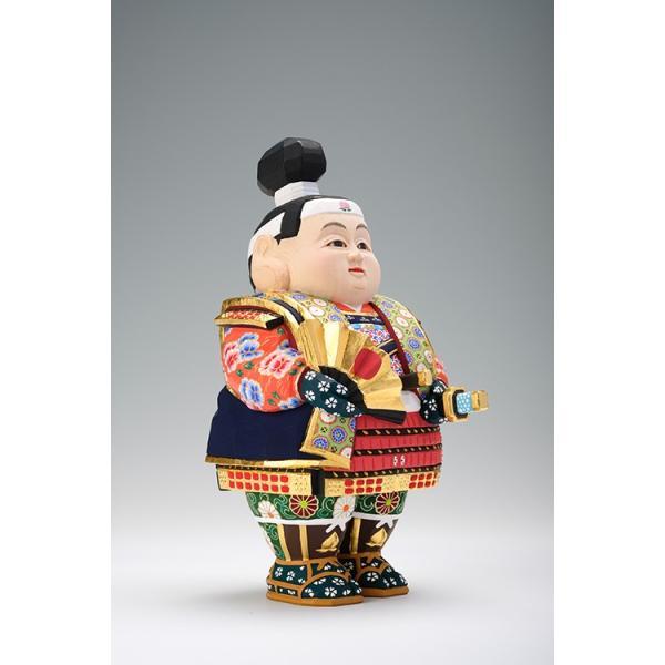 五月人形「桃太郎」中サイズ/奈良一刀彫/桧|ikkisya|06