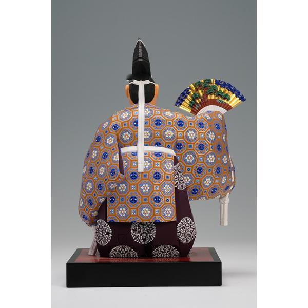翁(能)おきな/奈良一刀彫/楠/木彫人形/おきな/|ikkisya|04