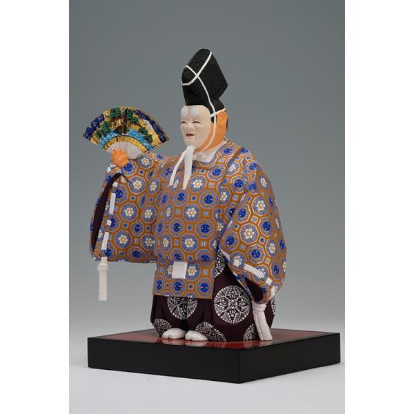 翁(能)おきな/奈良一刀彫/楠/木彫人形/おきな/|ikkisya|06