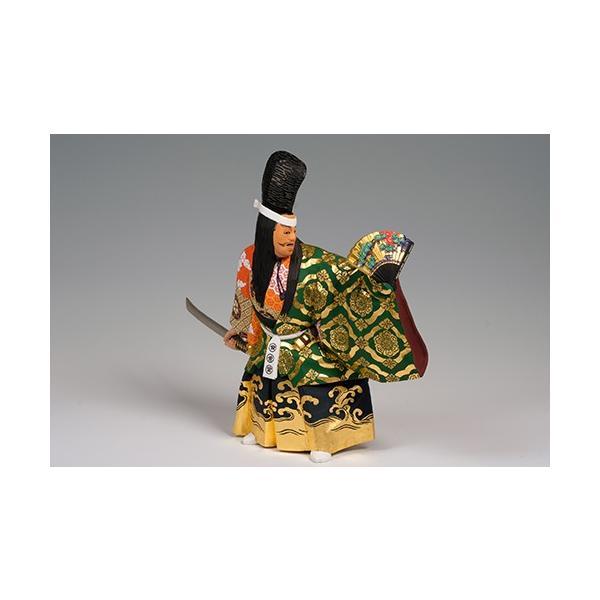 屋島(能)/奈良一刀彫/楠/木彫人形/やしま|ikkisya