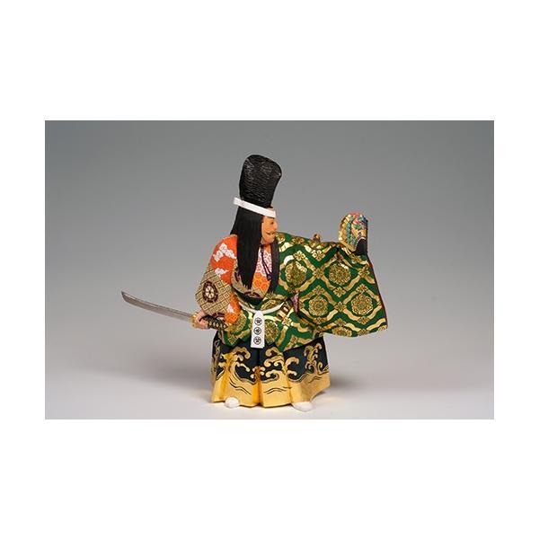 屋島(能)/奈良一刀彫/楠/木彫人形/やしま|ikkisya|02