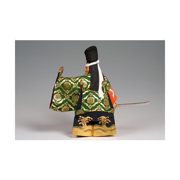 屋島(能)/奈良一刀彫/楠/木彫人形/やしま|ikkisya|03