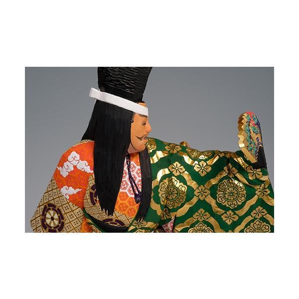 屋島(能)/奈良一刀彫/楠/木彫人形/やしま|ikkisya|05