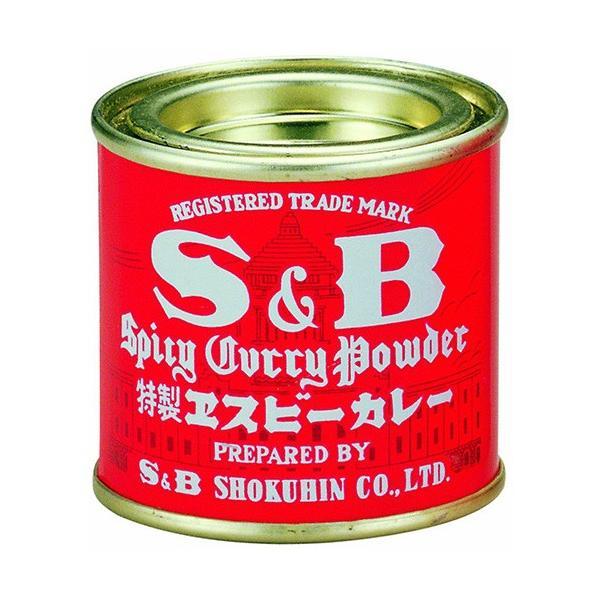 エスビー食品(S&B)  缶カレー 20g×10入
