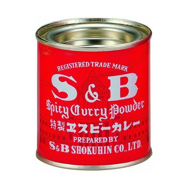 エスビー食品(S&B)  缶カレー 37g×10入