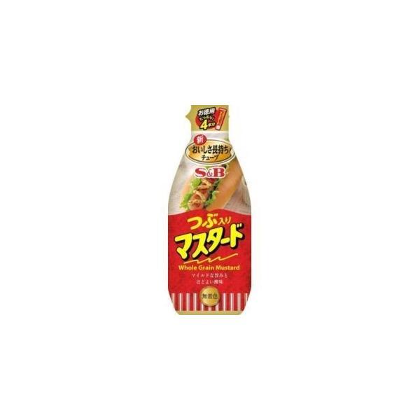 エスビー食品(S&B) お徳用つぶ入りマスタード 175g×5入