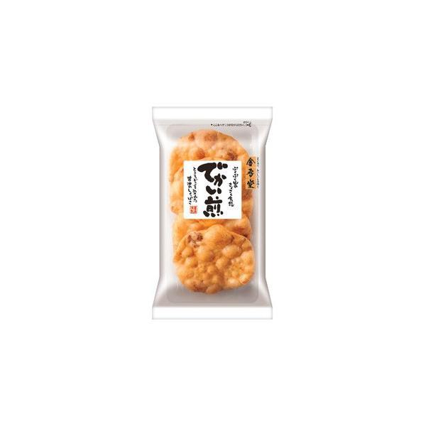 金吾堂製菓 でかい煎  4枚×15入