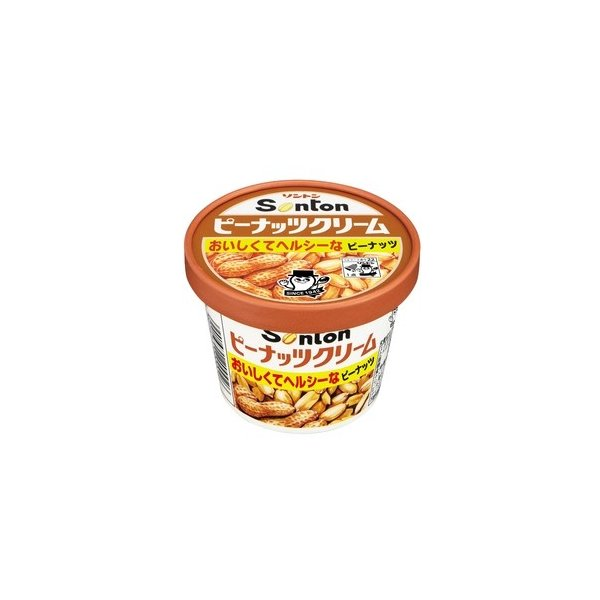 ソントン食品 Fカップピーナッツクリーム 135g×6入