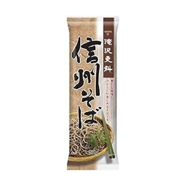 日清製粉 滝沢更科信州そば 230g×10入