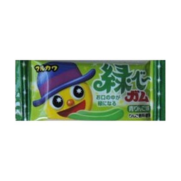 丸川製菓 緑べーガム 1個×50入