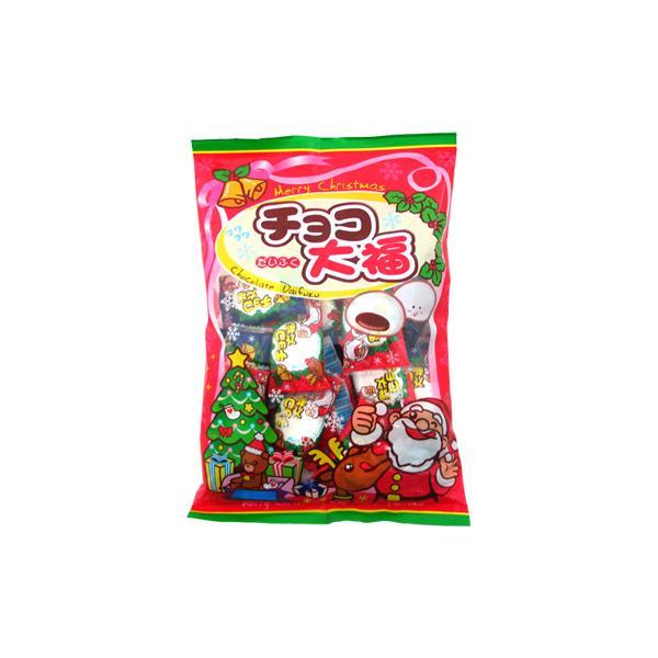 やおきん クリスマスチョコ大福 170g×12入(10月下旬頃入荷予定)