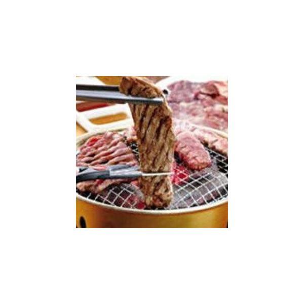 亀山社中 焼肉 バーベキューセット 6 はさみ・説明書付き【代引き不可】ハラミ 牛 便利