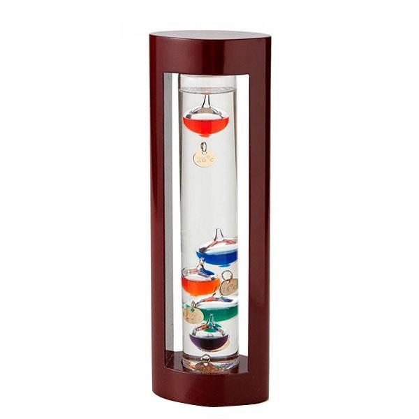 茶谷産業 Fun Science ファンサイエンス ガラスフロート温度計L 333-202おしゃれ アナログ オシャレ