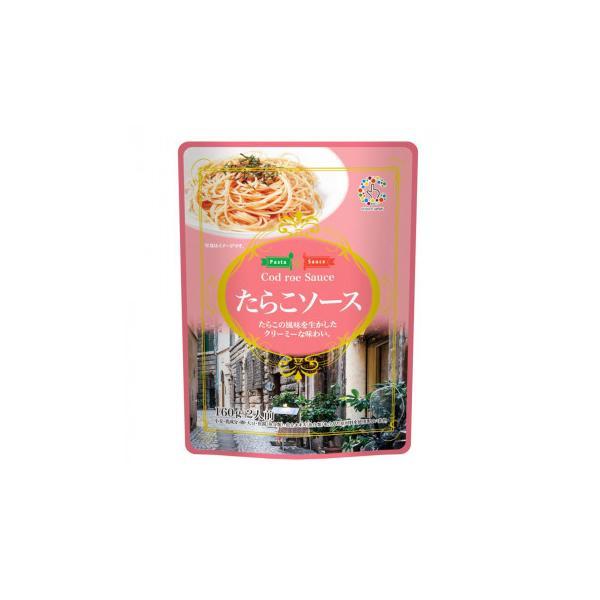 TOHO 桃宝食品 チョイスたらこソース 160g×20個入り【代引き不可】