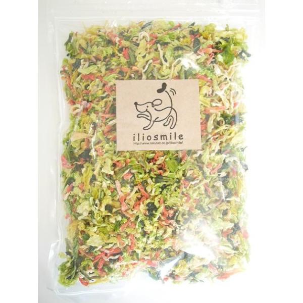 犬 手作り食 無添加 国産  手作りごはんの具 野菜ミックス イリオスマイル ポイント消化 iliosmile 02