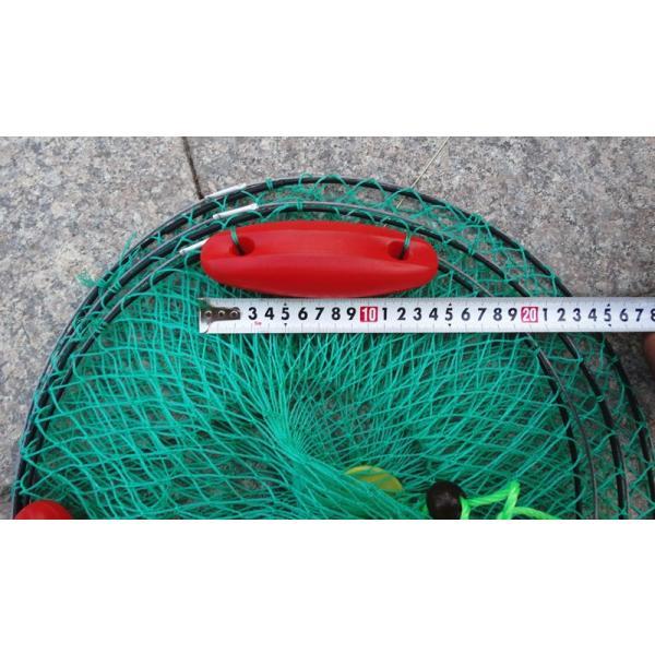 スカリ網 網 釣り 海中 保管 すかり 生きたまま フィッシング 鮮度 メッシュ