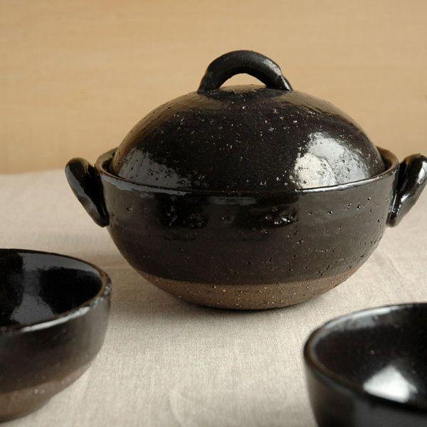 4th-market コセール5号鍋 黒 土鍋|ilmaplus|02