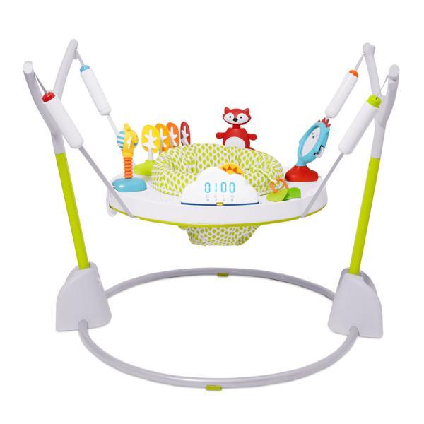 ジャンパルー 赤ちゃん 遊具 歩行器 バウンサー SKIP HOP スキップホップ バウンス&カウント・アクティビティージャンパー FTSH304350|ilovebaby