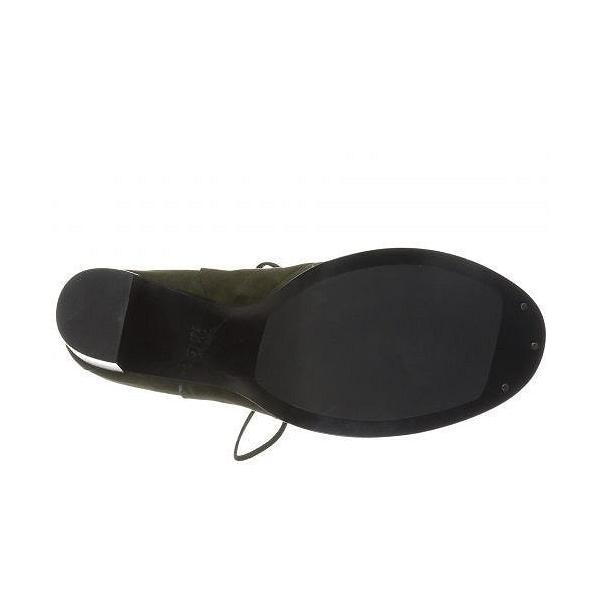 Frye フライ レディース 女性用 シューズ 靴 ブーツ アンクルブーツ ショート Gabby Ghillie Stud - Forest Suede