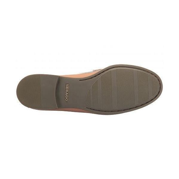 Sebago セバゴ レディース 女性用 シューズ 靴 ローファー ボートシューズ Plaza II - Nude Patent