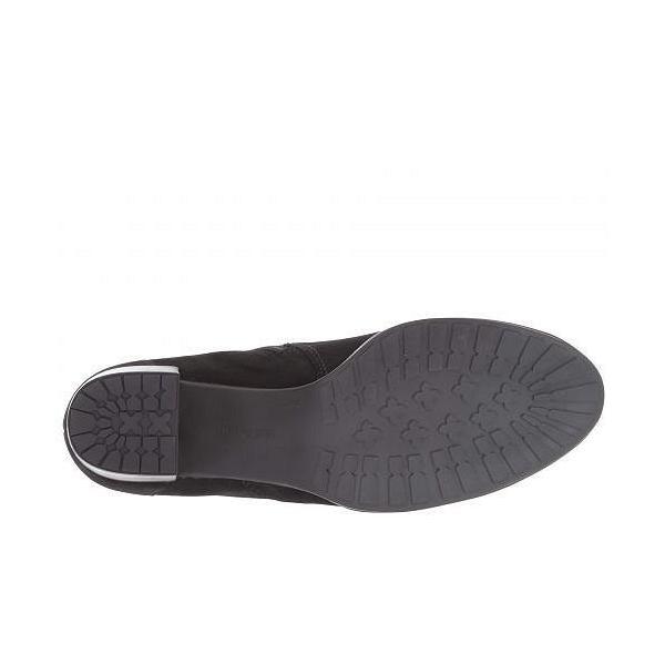 ara アラ レディース 女性用 シューズ 靴 ブーツ アンクルブーツ ショート Finley - Black Velour