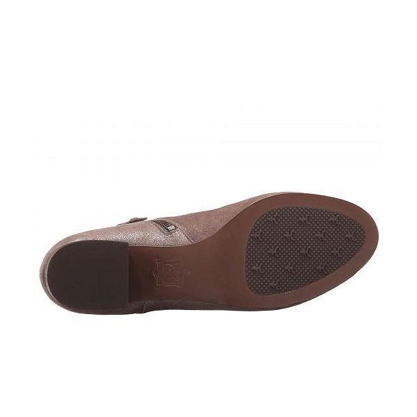 Trask トラスク レディース 女性用 シューズ 靴 ブーツ アンクルブーツ ショート Vivian - Pewter Metallic Suede