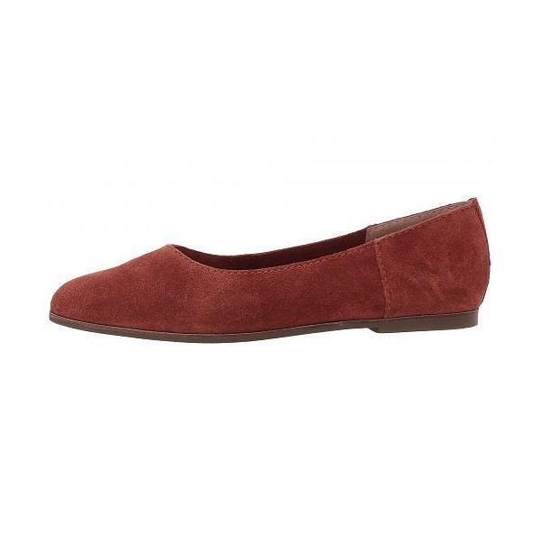 Lucky Brand ラッキーブランド レディース 女性用 シューズ 靴 フラット Calandra - Red Oak