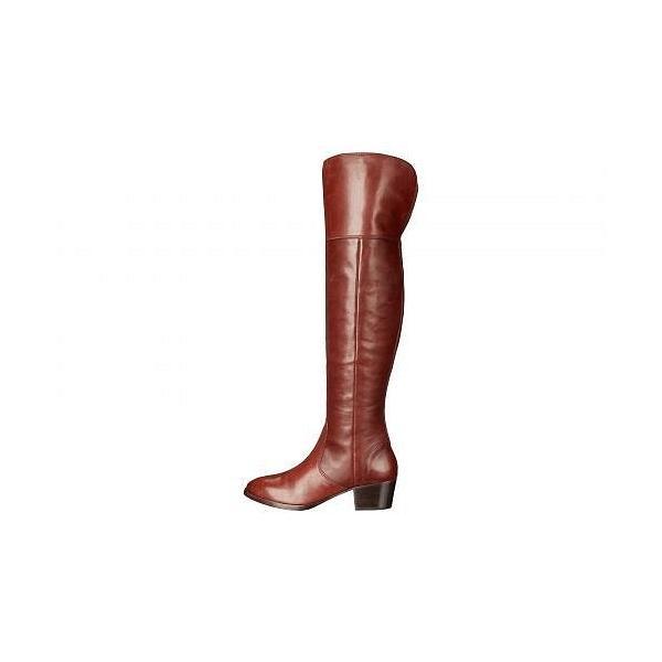 Frye フライ レディース 女性用 シューズ 靴 ブーツ ロングブーツ Clara Over-The-Knee - Redwood Smooth Vintage Leather