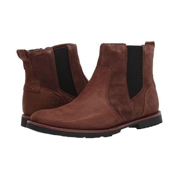 Timberland ティンバーランド メンズ 男性用 シューズ 靴 ブーツ チェルシーブーツ Kendrick Chelsea - Potting Soil ilovela