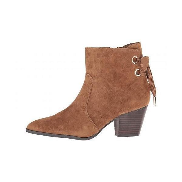 Bella-Vita ベラヴィータ レディース 女性用 シューズ 靴 ブーツ アンクルブーツ ショート Elka - Cognac Kid Suede Leather