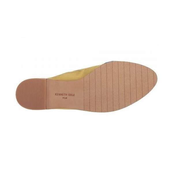 Kenneth Cole New York ケネスコールニューヨーク レディース 女性用 シューズ 靴 クロッグ ミュール Roxanne Embroidery - Yellow/Gold Satin