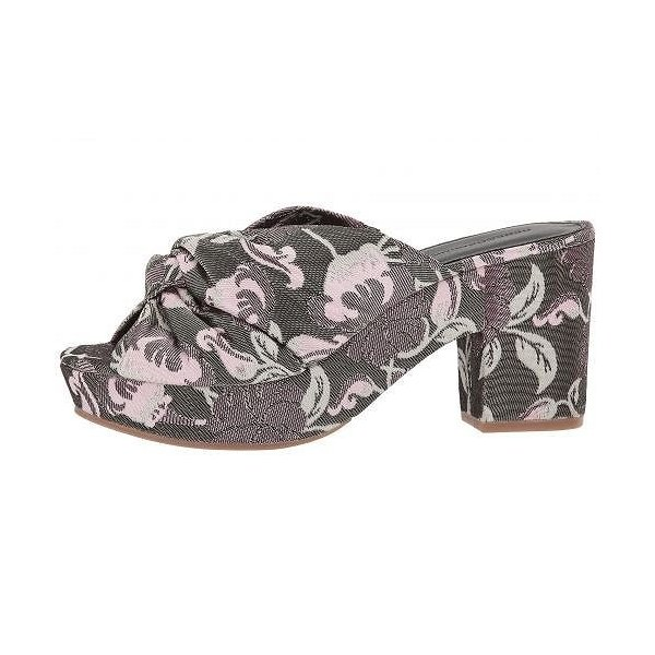 Rebecca Minkoff レベッカミンコフ レディース 女性用 シューズ 靴 ヒール Jaden - Green/Pink Jacquard